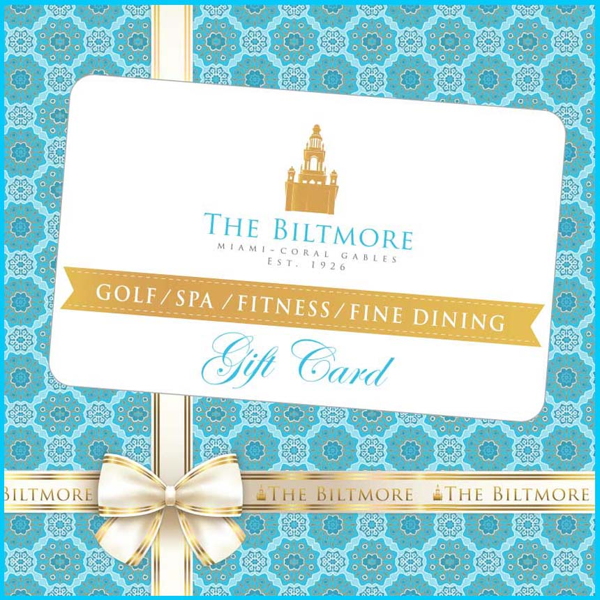 Gift Card Promotions At The Biltmore